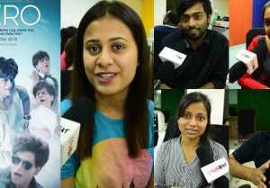 Zero Teaser Reaction: Shahrukh Khan, Salman Khan, Katrina Kaif & Anushka Sharma