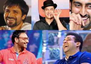 Salman Khan, Ranbir Kapoor, Ajay Devgan & Other Bollywood's Biggest Pranksters