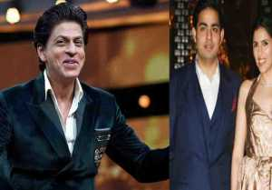 Shahrukh Khan To Perform & Host Akash Ambani & Shloka Mehta Engagement Party