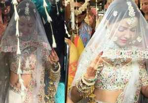 Rubina Dilaik  Abhinav Shukla Wedding: Rubina Dances While Entering Mandap; Watch Video