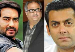 Salman Khan Replaced By Ajay Devgn After He Said No To Boney Kapoor