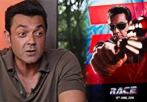 Race 3: Bobby Deol Reacts On Race 3's Criticism