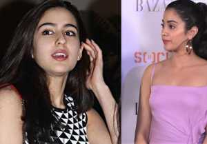 Dhadak: Jhanvi Kapoor BREAKS SILENCE on competition with Sara Ali Khan