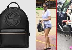 Malaika Arora carries this Luxurious designer bag daily to her gym, know the price
