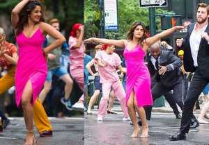 Priyanka Chopra Dances on the Street of New York; Watch Video