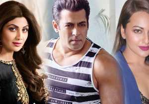 Kissing Onscreen: Salman Khan, Shilpa Shetty & Other Actors who refused to do that