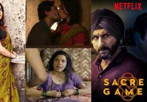 Sacred Games की HOT Actress Subhadra aka Rajshri Deshpande ने बदल दी सूखे गाँव की सूरत