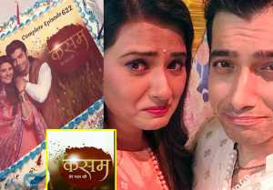 Kasam Tere Pyar Ki: Sharad Malhotra & Kratika Sengar get Emotional on last episode shoot ।FilmiBeat