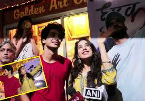 Jhanvi Kapoor और Ishaan Khatter ने  Audience से लिया Dhadak का REVIEW; UNCUT Video