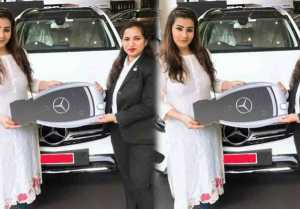 Shilpa Shinde aka Bhabhiji buys LUXURIOUS Mercedes car; Know the Price