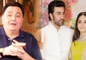 Rishi Kapoor wants to spend time with Ranbir Kapoor & Alia Bhatt's Children