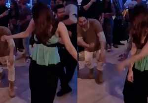 Varun Dhawan & Vaani Kapoor's dance on Nashe Si Chad Gayi; Watch Video  FilmiBeat
