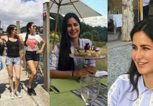 Katrina Kaif celebrates Birthday in London with Family;  Watch Video
