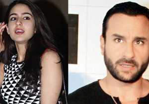 Saif Ali Khan talks about his EQUATION with daughter Sara Ali Khan; Know Here  FilmiBeat