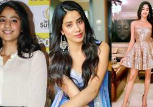 Jhanvi Kapoor's AMAZING transformation ; Unbelievable MAKEOVER for Dhadak