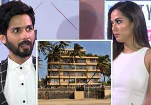 Shahid Kapoor और Mira Rajput ने इस मजबूरी के चलते छोड़ा अपना घर; Here's the Reason