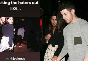 Priyanka Chopra's Boyfriend Nick Jonas perfect reply for Haters  FilmiBeat