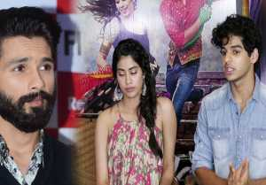 Dhadak: Ishaan Khatter's BIG statement on Shahid Kapoor; Watch Video