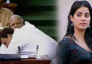 Jhanvi Kapoor और Ishaan Khatter की Dhadak को PM Modi और Rahul Gandhi की वजह से नुकसान
