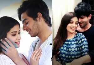 Jhanvi Kapoor & Ishaan Khatter's Romantic SCENE recreated by Dipika Kakar & Shoaib Ibrahim