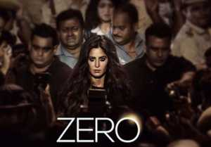 Katrina Kaif's FIRST look from Zero shared by Shahrukh Khan  FilmiBeat