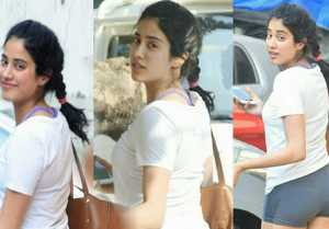 Jhanvi Kapoor Workout, Diet Plan and Fitness Secret Revealed  FilmiBeat