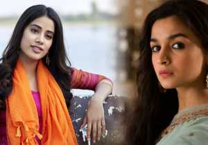 Jhanvi Kapoor ने Alia Bhatt को दी बड़ी Tension; Know Here
