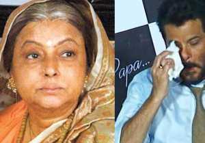 Rita Bhaduri: Anil Kapoor gets EMOTIONAL after hearing the sad news!  FilmiBeat