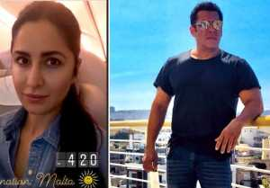 Katrina Kaif travels to Malta to join Salman Khan for the shooting of 'Bharat'  FilmiBeat