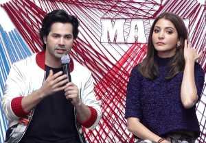 Varun Dhawan ने Sui Dhaaga Trailer Launch पर दी धमकी, ' कुत्ता बन के काट लूँगा '  FilmiBeat