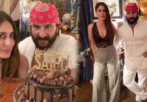 Kareena Kapoor Khan Celebrates Saif Ali Khan's Birthday in Special way; Check Out Here