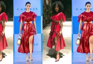 Alia Bhatt copies this red dress from American actress