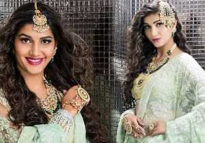 Sapna Choudhary's glamorous BRIDAL photoshoot goes viral  FilmiBeat