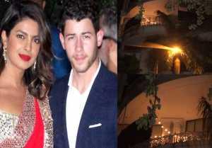 Priyanka Chopra & Nick Jonas Engagement: Watch here Decoration at PeeCee's house  FilmiBeat