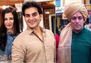 Salman Khan's Brother Arbaaz Khan to get married with GF Georgia Andriani  FilmiBeat