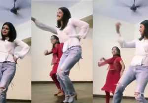 Priyanka Chopra & Nick Jonas: Nick shares DANCE video of Priyanka at orphanage FilmiBeat
