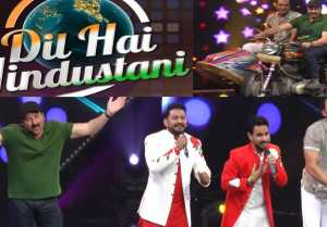 Bobby Deol, Sunny Deol & Dharmendra ROCK the stage of Dil Hai Hindustani 2; Watch Video। FilmiBeat