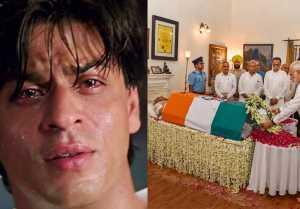 Atal Bihari Vajpayee: Shahrukh Khan pays UNIQUE Tribute  FilmiBeat
