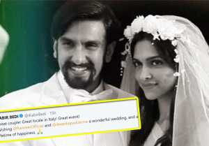 Deepika Padukone & Ranveer Singh's WEDDING CONFIRMED by Kabir Bedi; Check Out। FilmiBeat