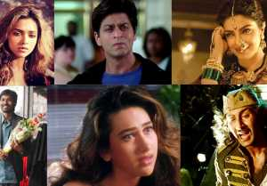 Shahrukh Khan, Ranbir Kapoor & stars who were heartbroken in Films  FilmiBeat