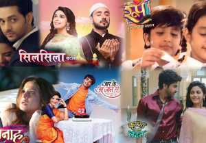 Bepanah, Naagin 3 & other Top Indian TV Serials of 2018 liked by audiences  FilmiBeat