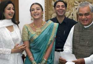 Atal Bihari Vajpayee was having this connection with Aishwarya, Sridevi, Lata & others। FilmiBeat