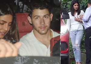 Priyanka Chopra & Nick Jonas visit orphanage house after Engagement; Watch Video  FilmiBeat