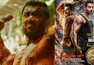 John Abraham creates This Record with power pack film Satyameva Jayate  FilmiBeat