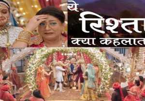 Yeh Rishta Kya Kehlata Hai: सेट पर हुआ बड़ा हादसाShivangi Joshi Mohsin Khan FilmiBeat
