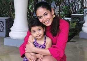 Mira Rajput talks about Misha Kapoor reaction on her Baby Bump  FilmiBeat