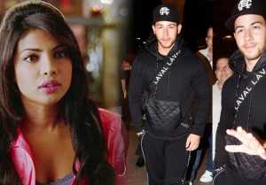 Priyanka Chopra's fiance Nick Jonas leaves India, spotted at Mumbai Airport; Watch Video। FilmiBeat