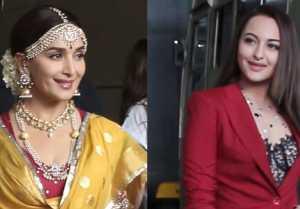 Dance Deewane: Sonakshi Sinha promotes Happy Phirr Bhag Jayegi on Madhuri Dixit's show। FilmiBeat