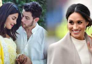 Priyanka Chopra & Nick Jonas: Meghan Markle congratulates the couple after Engagement  FilmiBeat