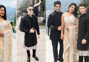 Priyanka Chopra & Nick Jonas arrives at Isha Ambani Engagement; Check Out